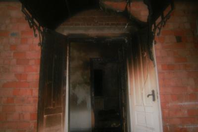 Через необачність з вогнем загинув буковинець