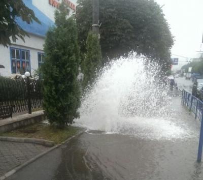 У Чернівцях у районі Комарова-Полєтаєва не буде води