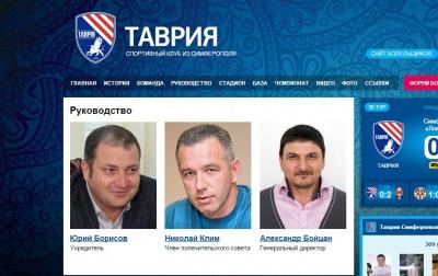 """Люди Фірташа із Чернівців, які усували Федорука, """"засвітилися"""" у херсонському футболі"""