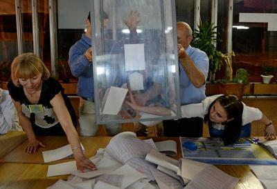 ЦВК визначила представників партій, які працюватимуть у територіальних комісіях на Буковині