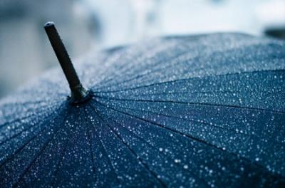 На Буковину пришла осень - прохладно и дождь