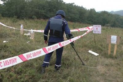 На Буковині під час стрільб не вибухнули 20 гранатометних пострілів (ВІДЕО)