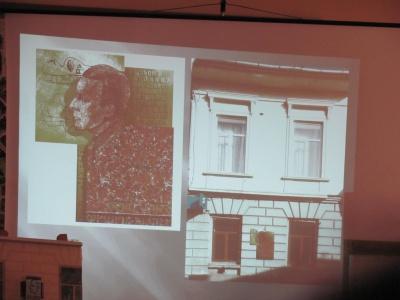 Пам'ятну дошку архітектору Кіслеру зроблять з червоного граніту