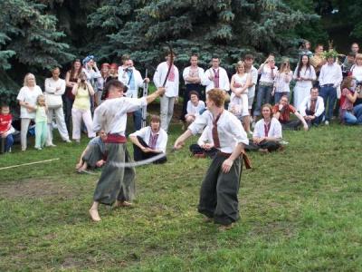 """У вихідні в Чернівцях проведуть змагання """"Козацькі забави"""""""