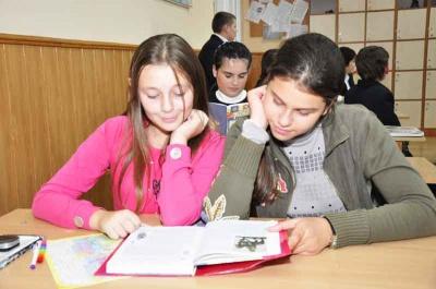 Підручники для 4 і 7 класів у школах на Буковині з'являться в листопаді