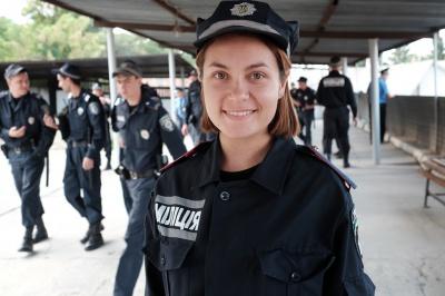 Стати поліцейськими у Чернівцях хоче більшість ППС-ників (ФОТО)
