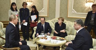 """Лідери держав """"Нормандської четвірки"""" зустрінуться у жовтні"""