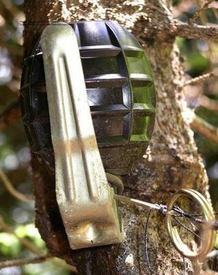 На Луганщині бійці АТО підірвалися на розтяжці. Один загинув