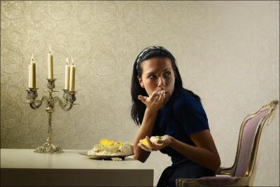 Жінки не здатні втамовувати почуття голоду