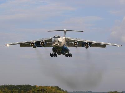 Україна закрила повітряний простір для прольоту російських літаків в Сирію