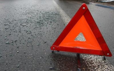 У Хмельницькій області Daewoo Sens загорівся після зіткнення з Volkswagen Bora, три людини загинули