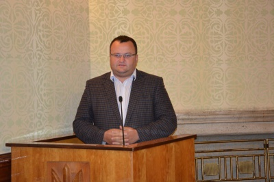 Мер Чернівців привітав спортсменів з нагоди Дня фізкультури