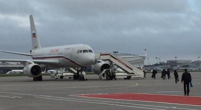 Берлусконі полетів у Крим до Путіна