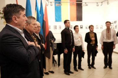 У Чернівцях відкрили виставку підпільної графіки ОУН-УПА (ФОТО)