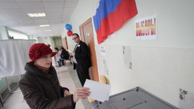 В анексованому Криму проводять вибори