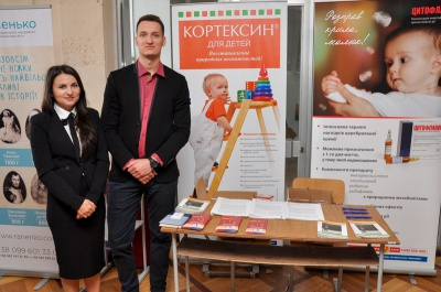 У Чернівцях вчили допомагати новонародженим