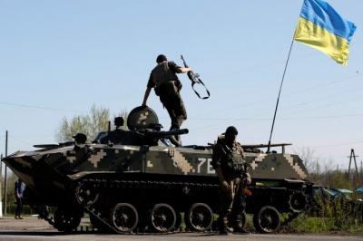 Бойовики знову обстрілюють позиції сил АТО