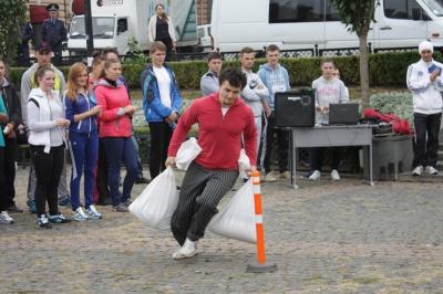 На Буковині відбувся пробіг за здоровий спосіб життя
