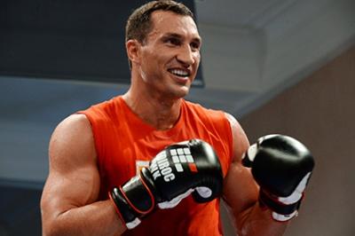 Володимир Кличко очолив рейтинг найкращих боксерів світу