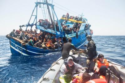 У Євросоюзі схвалили військові дії проти перевізників біженців