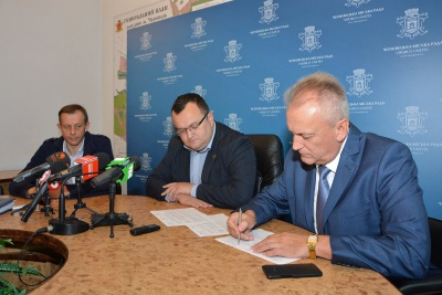 Водоканал і обленерго в Чернівцях підписали графік розрахунків