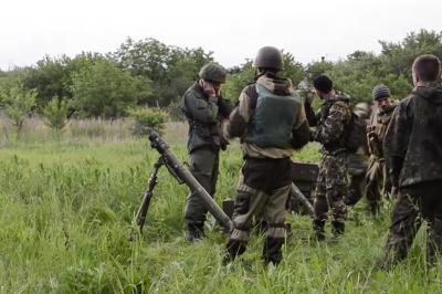 Штаб АТО: Боевики усилили огневую активность