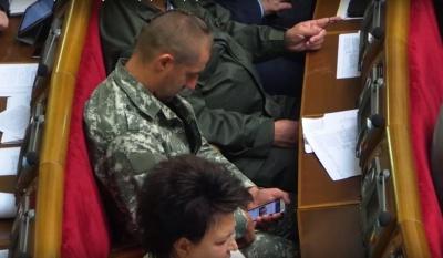 Козак Гаврилюк з Буковини опанував смартфон і соцмережі (ВІДЕО)