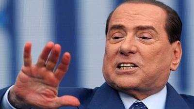 Берлусконі заборонили в'їзд до України