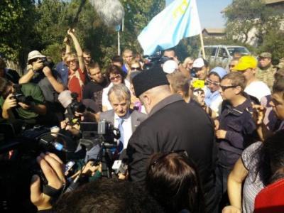 Чубаров розповів, як проходитиме блокада Криму