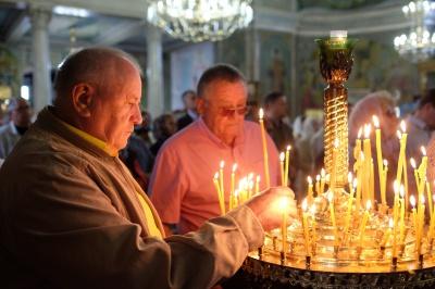 Різдво Пресвятої Богородиці у Чернівецькому храмі (ФОТО)