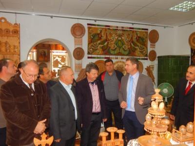 Делегація з Македонії приїхала на Буковину для налагодження співпраці