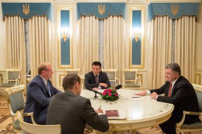 Новим послом України в Канаді став журналіст Андрій Шевченко