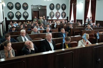 Сесія міської ради не може продовжити роботу — нема кворуму