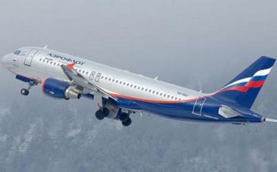 Україна заборонила літати в Україну російським авіакомпаніям