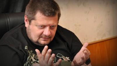Екс-нардеп Мосійчук стверджує, що голодує