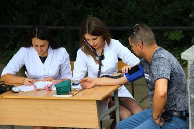 24 вересня в Чернівцях відбулась акція до Дня серця