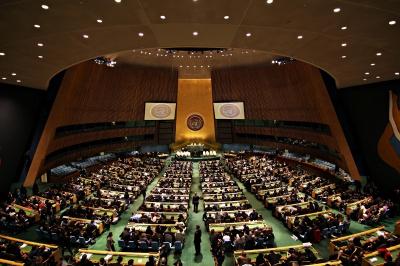 Росія заявила в ООН, що гуманітарну допомогу повинна надавати держава яка розв'язала конфлікт