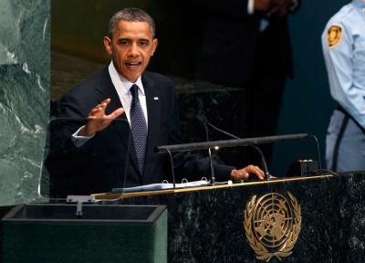 Обама в ООН: Подумайте про анексію Криму та агресію на Сході України