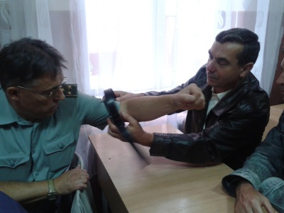На Буковині відбулись майстер-класи з невідкладної допомоги