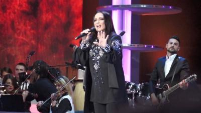 Софія Ротару виступила на концерті в Кремлі