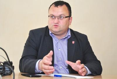 Мер Чернівців привітав городян з Днем міста сімома мовами