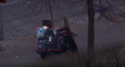 З'явилося відео, на якому видно час і точне місце загибелі двох чернівчан на Майдані (ВІДЕО)