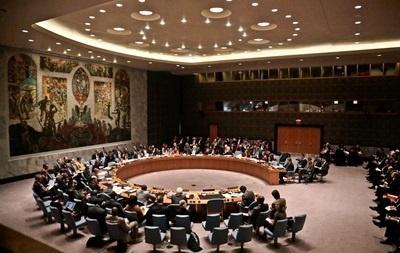 Україна стала непостійним членом Радбезу ООН