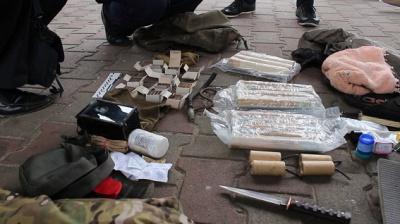 У Києві затримали буковинця, який з АТО віз додому набої та ніж