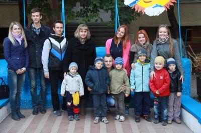 Студенти БДМУ відвідали дитячий будинок
