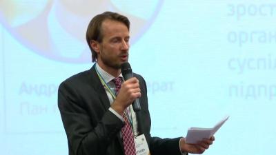 Посол Швеції прочитав лекцію студентам у Чернівцях