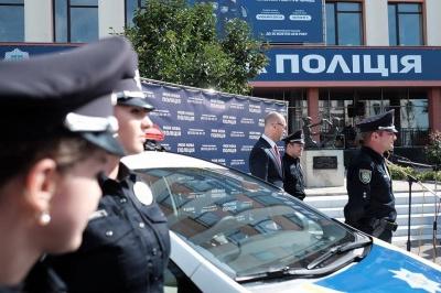 Нова поліція Чернівців з'явиться на вулицях у березні (ФОТО)