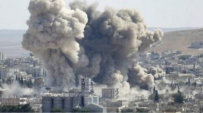 ЗМІ: Війська Асада під прикриттям авіації РФ почали масштабний наступ