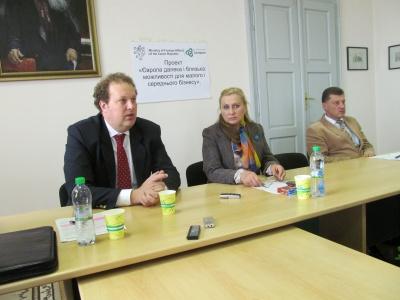 Чехія підтримає бізнес Буковини