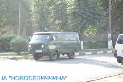 """На Буковині """"автозак"""" збив школярку (ФОТО)"""